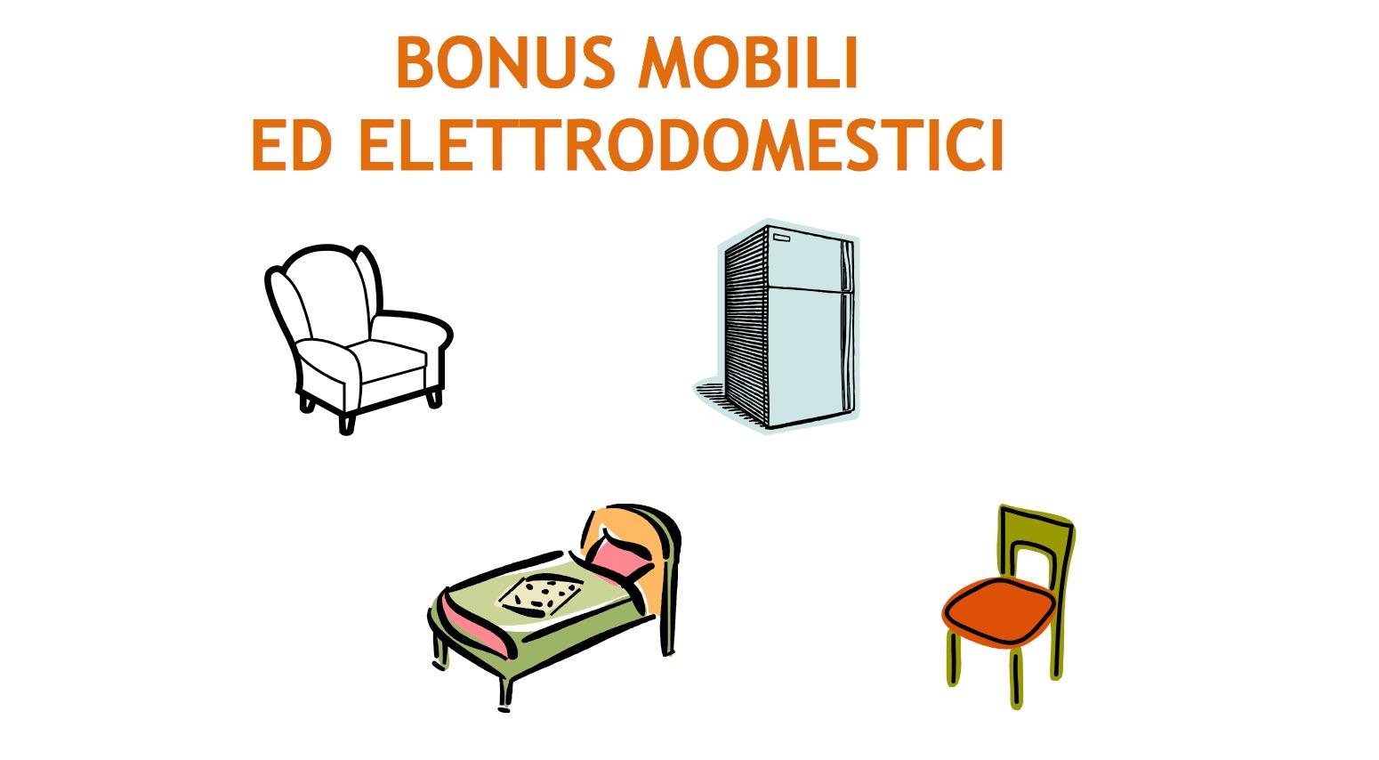 Detrazioni acquisto mobili e grandi elettrodomestici 2017 for Bonus elettrodomestici