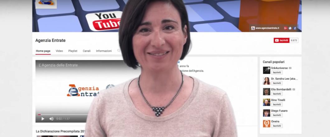 Il video dell agenzia delle entrate sulla dichiarazione for Agenzia entrate dichiarazione precompilata