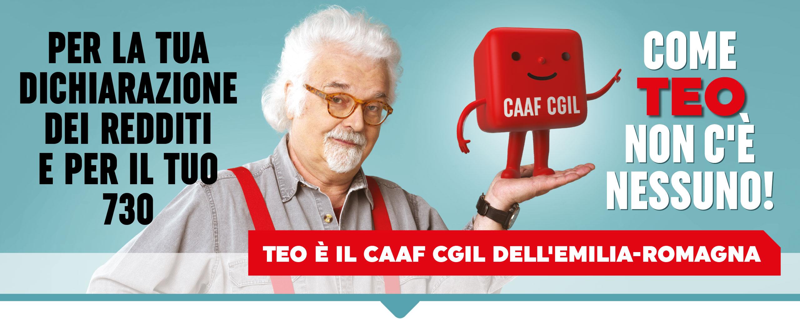 Caaf Emilia Romagna - 730