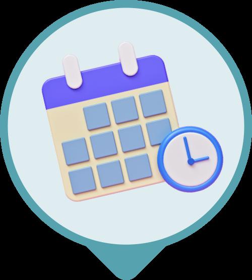 icona calendario caaf