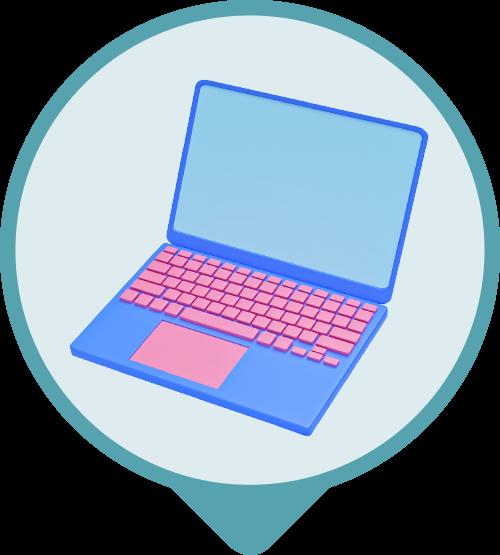 icona computer caaf